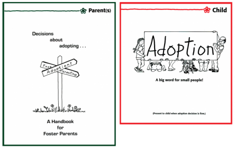 Foster-To-Adopt Information Covers
